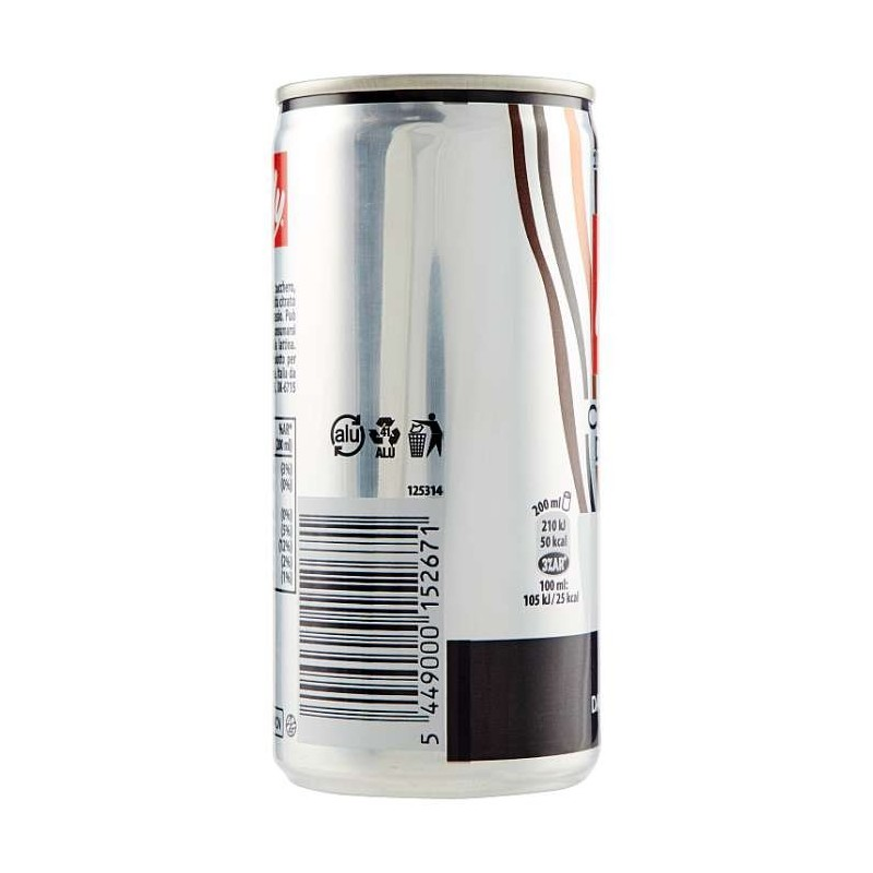 illy Coffee Drink 200 ml